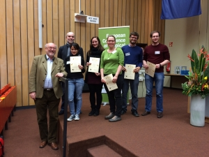Merian Award Winners 2016